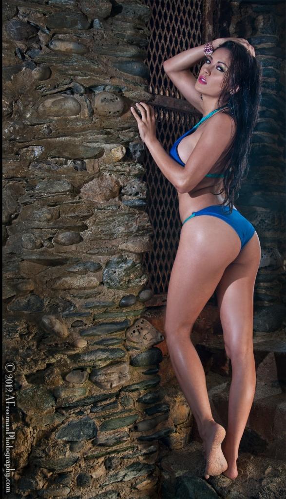 Model: Jennifer Irene Gonzalez Photo: Allen Freeman