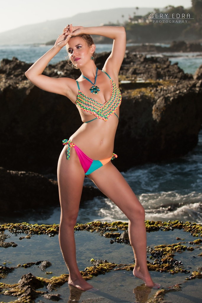 Model: Kourtnee Lankovska Photo: Gery Edra