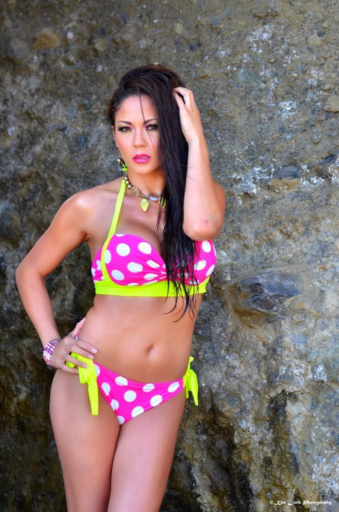 Model: Jennifer Irene Gonzalez Photo: Ken Lock