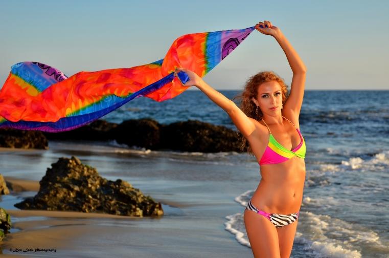 Model: Ursula Raquel Photo: Ken Lock